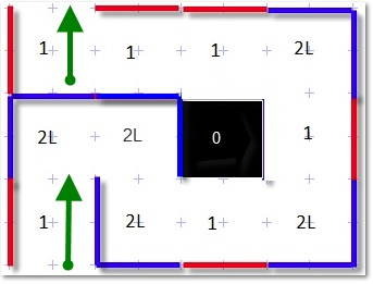 Maze 8 for Lego MindStorms NXT robot free tutorial